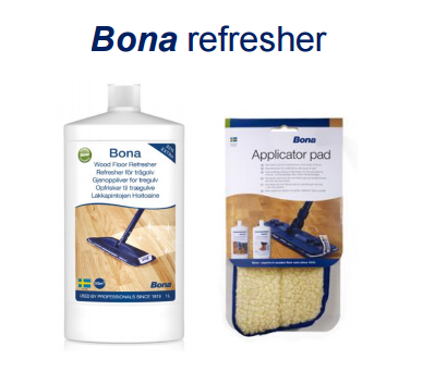 Bona refresher